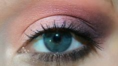 Make up - pink and purple