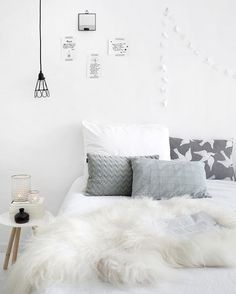Take a look at this amazing home interior design trends Scandinavian Interior Bedroom, Scandinavian Style, Dream Bedroom, Home Bedroom, Bedroom Decor, Minimalist Bedroom Small, Dream Decor, My New Room, Home Interior Design