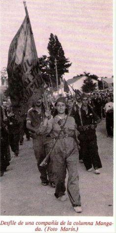 Guerra Civil – Milicianas VIII   II República Española