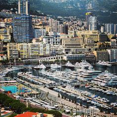 Monte Carlo, Monaco #travel