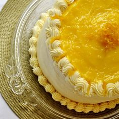 The Ultimate Lemon Cake - have to try this.....I love anything lemon flavored - but I don't eat them as is!  LOL!!!