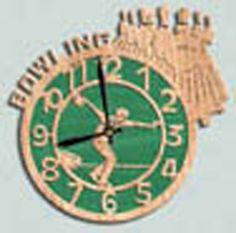 Bowling Clock Project Pattern