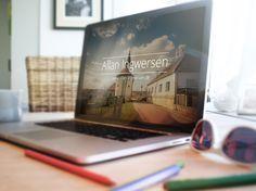 4 Laptop PSD Mock-ups