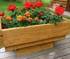 Jardineira, como construir uma para sua horta em casa