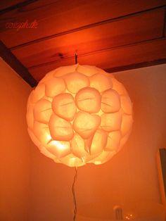 DIY - Lampenschirm #2