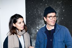 Roman Moriceau & Maryam Zaree — Freunde von Freunden - home in berlin