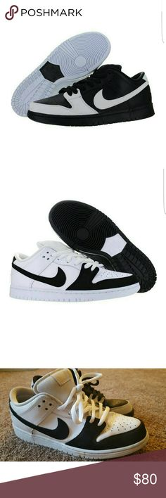NIKE SB DUNK YIN YANG Size 10 mens. Worn a handful of times. Originally bought for 120$. Accepting offers. Nike Shoes Sneakers