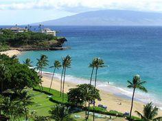 North side of Black Rock, Kaanapali Beach, Maui