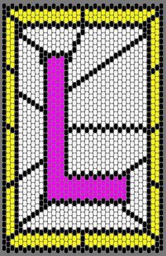 Алфавит 2 | biser.info - всё о бисере и бисерном творчестве
