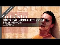 Tiësto featuring Nicola Hitchcock - In My Memory (V-One Remix) My Memory, You Youtube, Battleship, My Favorite Music, Dance Music, Music Videos, Memories, Album, History