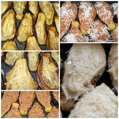 Παπουτσάκια πολίτικα Greek Recipes, Stuffed Mushrooms, Vegetables, Food, Stuff Mushrooms, Veggies, Vegetable Recipes, Meals, Yemek