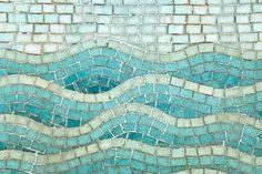 How to Make a Wave Mosaic More