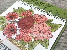 Best Wishes Card, Scrap Gold, Blog Online, Detail Shop, Flower Images, Paper Pumpkin, Starter Kit, Scrapbook Pages, Stampin Up