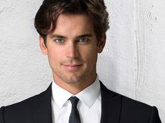 Drama Television Series - White Collar TV Series - USA Network - USA Network My latest crush. Look at those eyes. Wait for a smile.