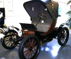 Bailey Electric Car 1909