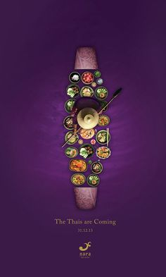 Nara Thai Opening on Behance