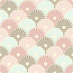Seamless japanese vintage pattern vector illustration © Snezana ...