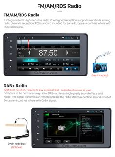 FM/AM/RDS Radio Aftermarket Android 6.0 Touch Screen GPS Navigation system for 2015 Mitsubishi sport L200 Bluetooth Radio TPMS DVR OBD II Rear camera AUX Headrest Monitor Control USB SD HD 1080P Video 3G WiFi