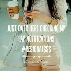 My side gig strikes again ! Woohoo! Payday! Want some extra money for Christmas? Yes. You. Can. Message me to join now!! https://lamodt.myrandf.biz/Home.aspx