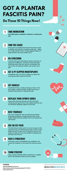 How to heal your heel pain quickly! Don't let Plantar Fasciitis keep you down!