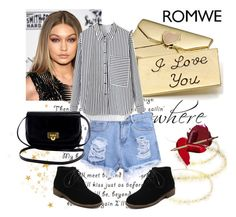"""""""Romwe (2) 1"""" by aida-1999 ❤ liked on Polyvore featuring Monsoon"""