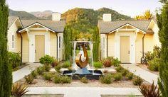 Gorgeous sculptures everywhere! Solage - Calistoga, CA