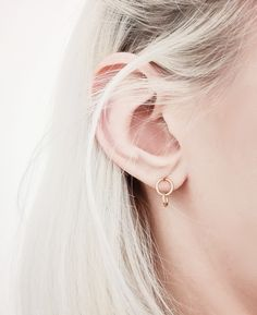rett frem | umi earrings | insomnium collection