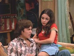 Kelso and Jackie