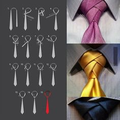 beautiful tie for groom and groomsmen