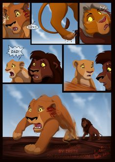 Marks of the past - page 8 by irete on deviantart lion king art disney lion Lion King Series, Lion King Story, The Lion King 1994, Lion King Fan Art, Lion King 2, Lion King Movie, Disney Lion King, King Art, Disney Facts