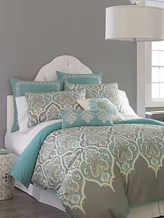 Kashmir Bedding Set & More - jcpenney Guest?  @Peggy Geren this would be so pretty for your guest room!