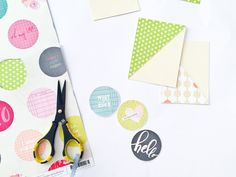 Tuesday Tutorial : Personalized Supplies with Jessy Christopher