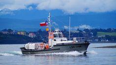FORO BASE NAVAL - LSR - Lancha de Salvataje y Rescate -Clase LSR-44 - Dirección General de Territorio Marítimo