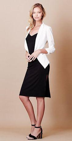 0c1ebe884 83 Best WOMEN'S BLAZERS images | Blazer, Blazer jacket, Court attire