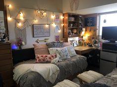 Texas Tech Dorm, Corner Desk, College, This Or That Questions, Furniture, Home Decor, Corner Table, University, Decoration Home