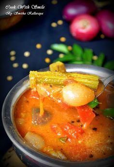 udupi style sambar