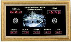 Tipe GOLD D (116 cm x 66 cm) Frame Fiber Lampu Background Berat Paket 24 Kg Rp.2.690.000,-   http://jamdigitalmasjid.id
