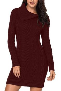 Womens Claret Sparkly Long Sleeve Lace Cut Out Midi Dress