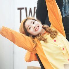 Good weekend to everyone!. Dino Dahyun is so cute . . #TWICE #Dahyun #dubu #DahyunTwice #dubu #다현 #김다현 #트와이스 #jyp #jype #jypentertainment #jypnation #kpop #twicehk #ONCE #prettydahyun #Momo #Sana #Nayeon #Tzuyu #Chaeyoung #Jungyeon #Mina #Jihyo #twicett #TT #티티 #KnockKnock #choadahyunkpop