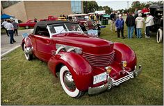 1937 Cord CV | Flickr - Photo Sharing!