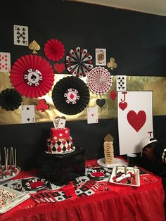 170 Best Casino Party Decorations Images Casino Party Decorations