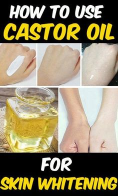This age-old remedy has been used by ancient people for various purposes including cosmetics. Here you'll learn about uses of castor oil for skin whitening. Extracted from seeds of castor,… Castor Oil Uses, Castor Oil For Skin, Oils For Skin, Castor Oil Benefits, Best Beauty Tips, Beauty Hacks, Beauty Secrets, Diy Beauty, Beauty Products