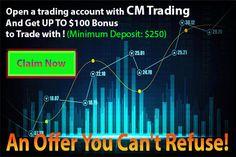 cm trading di 100 bonus