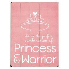 Princess Wall Decor at Joss & Main