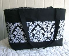 Mrs Langley S Tote Bag Sewing Pattern Free