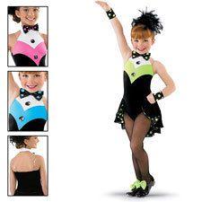 New Dance Skate Costume Twirl Baton Tap Strut 4564 | eBay