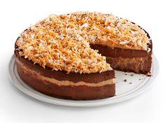 German Chocolate Cheesecake Recipe : Food Network Kitchen : Food Network - FoodNetwork.com