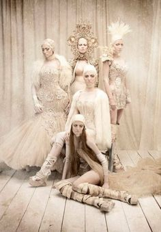 Furne One - Fashion Photography - Kings & Queens concept ideas