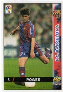 Roger Garcia, F.C. Barcelona 1998