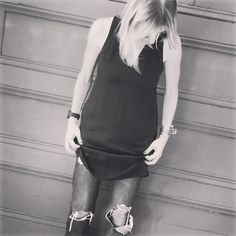 ALL TORN UP l NEW #blogger #style #fashion #images on blog  #NYFW #fun